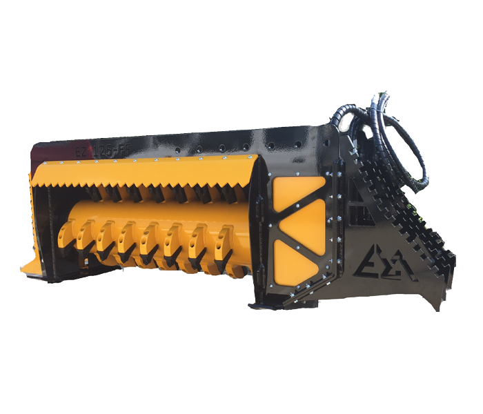 fixed-flail-mulcher | EZ Machinery