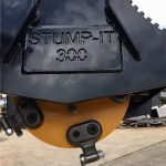 EZ StumpIt 300 | EZ Machinery