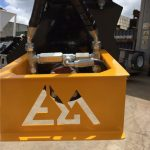EZ machinery - stump grinder | EZ Machinery
