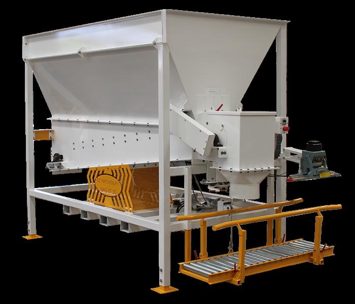 bagging machines bagging machine bag-it 30 | EZ Machinery