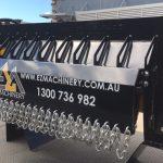 fixed flail mulcher   EZ Machinery