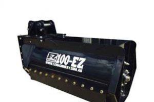 flail mulchers EZ-100-front