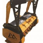 skid steer mulcher | EZ Machinery