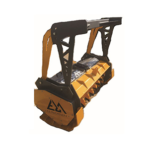 skid-steer-mulchers | EZ Machinery
