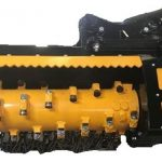 flail mulchers EZ-70-back | EZ Machinery