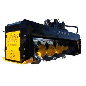 Rotary Hoe Front view | EZ Machinery